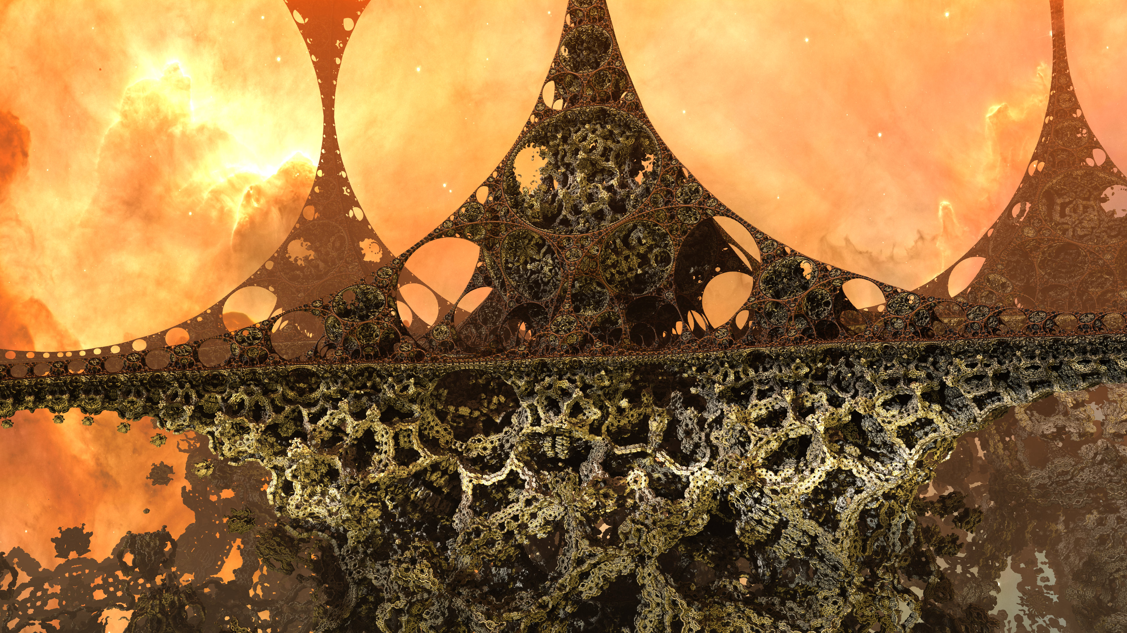 Fractalscapes №0191 MC